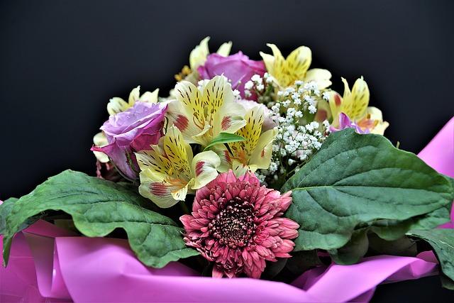 פרחים לכל רגע בחיים